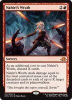 NAHIRI'S WRATH Eldritch Moon MTG Red Sorcery Mythic Rare
