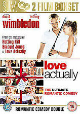 Wimbledon/Love Actually (DVD, 2007, 2-Disc Set)