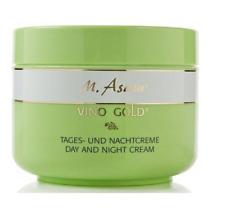 M. Asam Vino Gold Natural Day Night Cream Moisturizer 100ml Anti Wrinkles 24hrs
