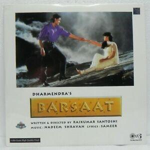 Barsaat LP Vinyl Record Nadeem Shravan Bollywood Hindi Soundtrack Indian Mint