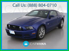 2013 Ford Mustang GT Premium Coupe 2D CD/MP3 (Single Disc) SiriusXM Satellite Rear Spoiler AM/FM Stereo Power Windows