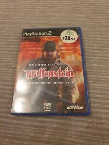 Return to Castle Wolfenstein: Operation Resurrection (Playstation 2, 2003) PAL