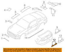 FORD OEM 13-14 Mustang-Striping Kit-Stripe Kit DR3Z6320001CC