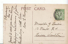 Genealogy Postcard - Family History - Lewis - Park Road - Lower Weston   A9226