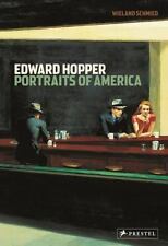 Edward Hopper : Portraits of America by Wieland Schmied (2011, Paperback)