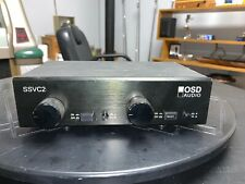 OSD Audio SSVV2  Amplifier Speaker Selector Switcher