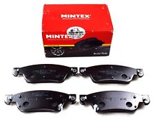 MINTEX FRONT AXLE BRAKE PADS FOR INFINITI EX G MDB3108 (REAL IMAGE OF PART)