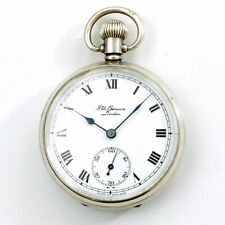 J.W. Benson pocket watch 1955