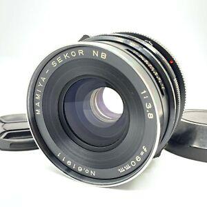 【NEAR MINT】 Mamiya Sekor NB 90mm f/3.8 Lens RB67 Pro S SD from Japan 911