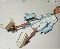 ROUJIN Z Original Production Cels by Katsuhiro Otomo director & creator of AKIRA