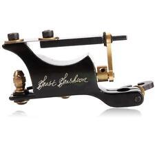 New Iron High Quality Rotary Motor Tattoo Machine Gun Shader or Liner Black
