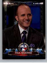 2017 Topps Update Series MLB Network #MLBN-23 Paul Severino