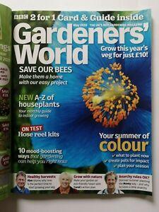 BBC Gardeners World Magazine May 2020
