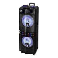 TREVI XF 3200 Pro XFest Bluetooth Portable Speaker Amplifier with Karaoke