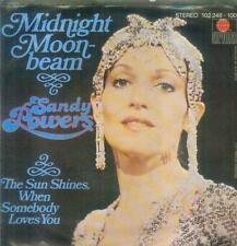 "7"" Sandy Powers/Midnight Moonbeam (D)"