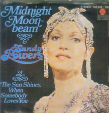 "7"" Sandy Powers/Midnight Moonbeam (D)"