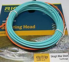 Rio Skagit Max Short 400gr 20' (SPEY SHOOTING HEAD)
