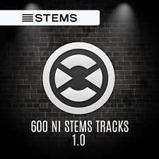 600 NI STEMS Tracks: House & Techno 1.0 (For TRAKTOR S8 / D2 / S4 / F1) DOWNLOAD