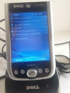 Dell Axim X51v PDA With Charger Windows Mobile