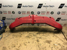 Red Intake Y Pipe with MAP Sensor 077145906 - Audi RS6 C5 Saloon 4.2 Bi-Turbo