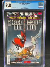 Red Hood: Outlaw #39 CGC 9.8 2019 DC SOLD OUT Batman Superman Wonder Woman A208