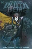 DARK NIGHTS DEATH METAL #3 (OF 6) PEACH MOMOKO