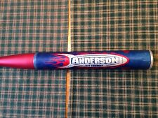 *RARE* 2005 ANDERSON ROCKETTECH ROCKET TECH FASTPITCH SOFTBALL BAT 33/24 ASA HOT