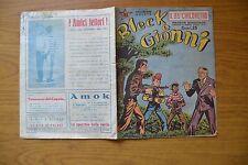 FUMETTO BLECK E GIONNI N. 10 COLLEZIONE ARIETE 10 4 1949  LIRE 25