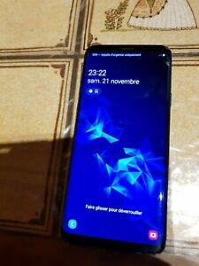 Samsung Galaxy S9+ SM-G965F - 64 Go - (Désimlocké) (Double SIM)