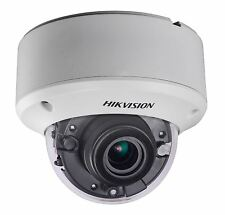 Hikvision 3MP Turbo 2.8-12mm WDR Motorized VF Vandal Proof EXIR Dome TVI Camera