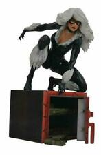 "2019 Diamond Select Toys Marvel Gallery Black Cat 9"" PVC Figure Statue MIB"