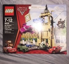 LEGO 8639 Big Bentley Bust Out from the Disney Pixar Cars 2 series of LEGO NIB