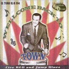 CD musicali r&b per Blues