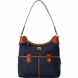 Dooney & Bourke Wayfarer Zip Hobo Shoulder Bag