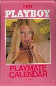 US Playboy Playmate Kalender 1979