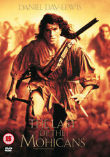 The Last Of The Mohicans (DVD-2001,1 Disc) Region 2. Daniel Day-Lewis*****