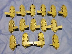 Curtiss Wright Cyclone 9 Engine Rocker Covers P/N 427637 & 428252 (0716-48A)