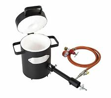 4KG PROPANE MELTING KWIK KILN FURNACE GOLD SILVER COPPER BRASS COPPER BRONZE