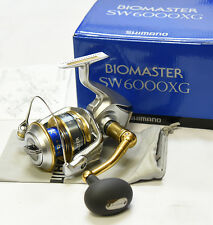 2016 NEW Shimano BIOMASTER SW 6000XG Spinning Reel