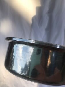 Saladmaster Stainless Steel 18-8 Tri Clad  2 qt. Sauce Pan Skillet Two Quart