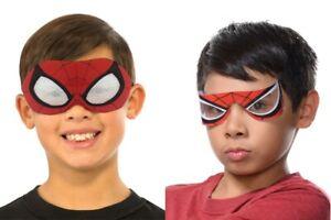 Marvel Spiderman Character Eyes Plush Eye Mask