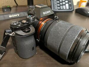 Sony A7 with kit 28-70mm lens