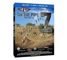 ON THE PIPE 7 - THE FINAL HIT (LATEST RELEASE) - MX/FMX BLURAY