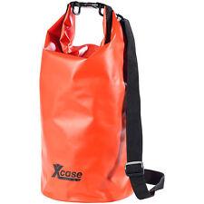 Wasserfeste Tasche: Wasserdichter Packsack 16 Liter, rot (Wasserfeste Packsäcke)
