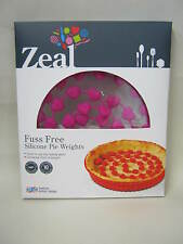 Nouveau Zeal Chichi silicone sans Pie Weights for Blind Pâtisserie Rose NB43