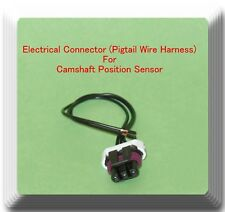 3 Wire Pigtail Connector of Camshaft Position Sensor PC400 Fits: