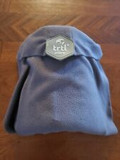 Trtl Neck Support Travel Pillow - Grey