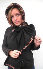 Damenmütze Schalmütze Kapuzenschal Damenmützen Damenhüte Wollhüte Anlasshüte