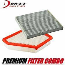 CHARCOAL CABIN & AIR FILTER COMBO FOR CHEVROLET EQUINOX 2.4L ENGINE 2016 - 2010
