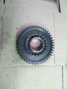 Deutz D6206 Getriebe TW55.3 Zahnrad 43 Zähne